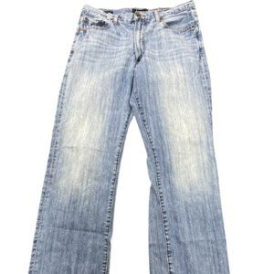 Lucky Brand 181 Relaxed Straight Light Wash Jeans
